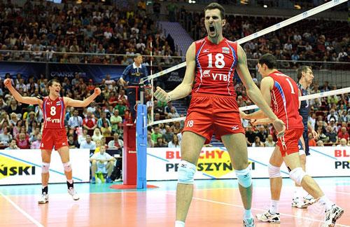 Травма колена в волейболе